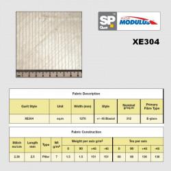 XE304 e-glass biaxial +/-45...