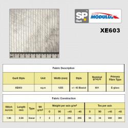 XE603 tessuto e-glass...