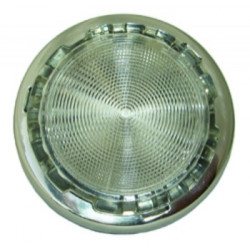 Plafoniera inox mm 103