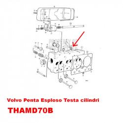 Volvo Penta 469205 o-ring