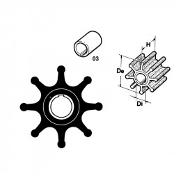 Ancor impeller 2036