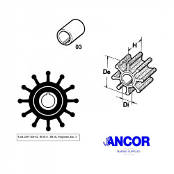 Ancor impeller 2037