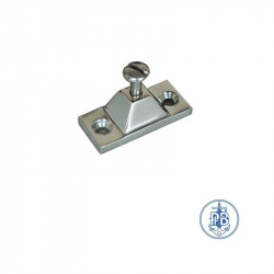 Stainless steel side base...