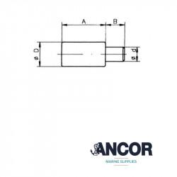 Ancor 2083 ANODO AIFO SERIE...