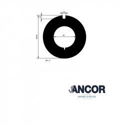 Ancor 2422 WEAR PLATE