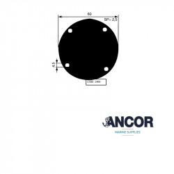 Ancor coperchio PM14-15