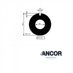 Ancor 2395 WEAR PLATE water...