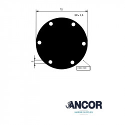 Ancor 2380 water pump cover