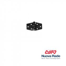 cerniera nylon esagonale 63x40