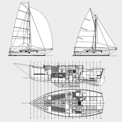 Cape Charles 32 CNC kit
