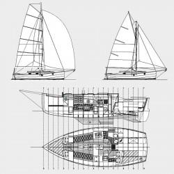 Cape Charles 32 kit