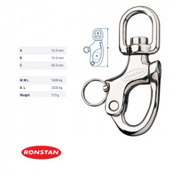 Ronstan RF6210 Snap Shackle