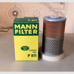 MANN P811 filtro carburante