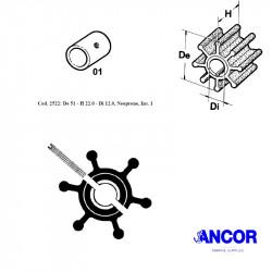 Ancor 2522 impeller