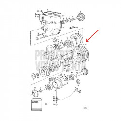 Volvo Penta 960324 cinghia...
