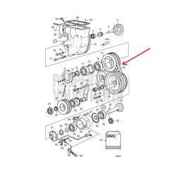 Volvo Penta 966959 V-Belt -...
