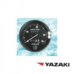YAZAKI 303  Tachometer 3500...