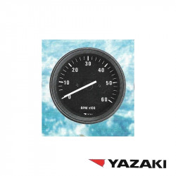 YAZAKI 310 Tachometer 6000 rpm