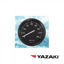 YAZAKI 311 Tachometer 6000 rpm