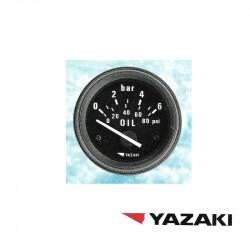YAZAKI 450 oil pressure