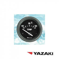 YAZAKI 470 water temperature