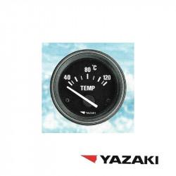 YAZAKI 470 water temperature