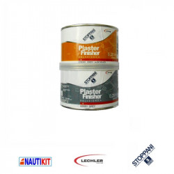 Stoppani Plaster Finisher Grey
