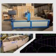 Epoxy/Wood CNC Kit Boats