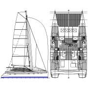 charter / cruising catamarans