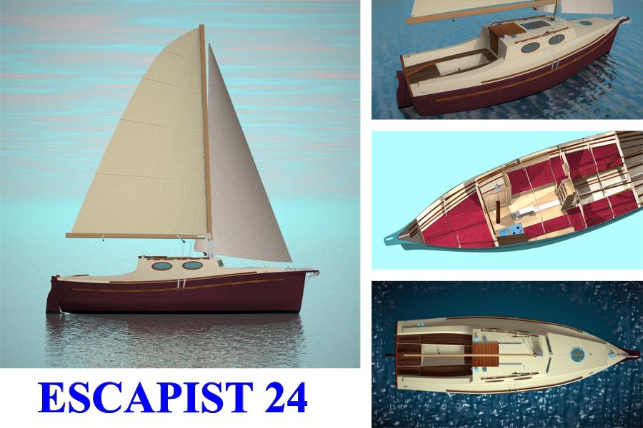Escapist 24 - Modern-Classic Cruiser