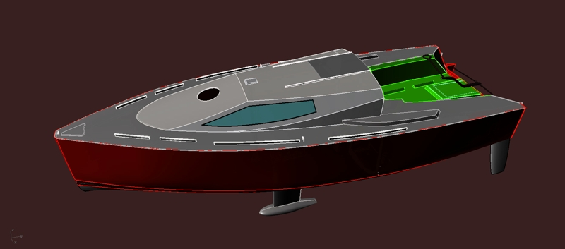 Idea 19 bluewater racer-cruiser